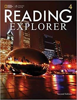 Reading Explorer 4 - 2nd: Student Book
