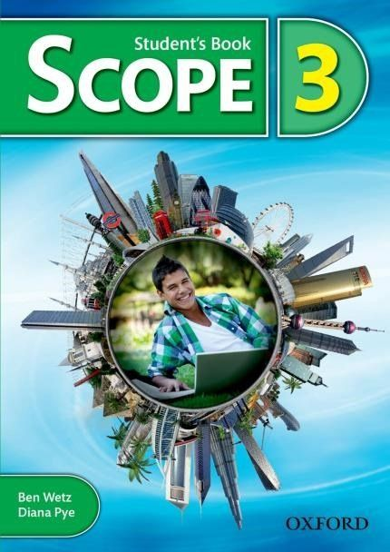 Scope - Level 3 - Student's Book