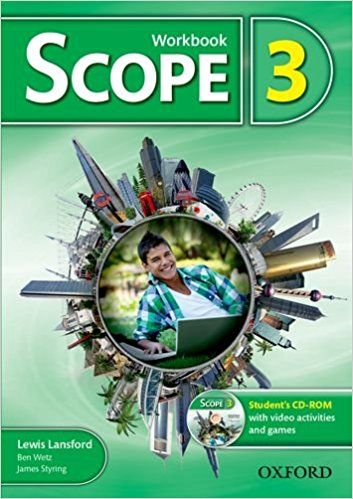 Scope Level 3 Workbook with Student's CD-ROM (Pack)
