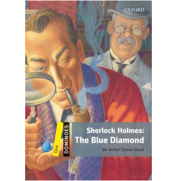 Sherlock Holmes - The blue diamond