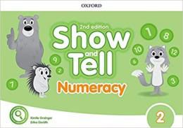Show And Tell 2 Numeracy Book - 2nd Ed.
