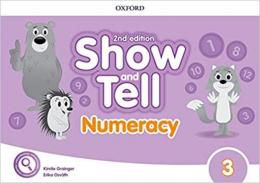 Show And Tell 3 Numeracy Book - 2nd Ed.