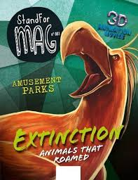 Standfor Mag nº001 - Extintion Animals that Roamed