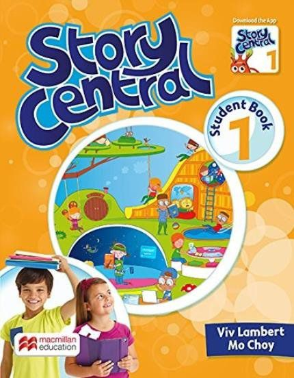 Story Central vol 1