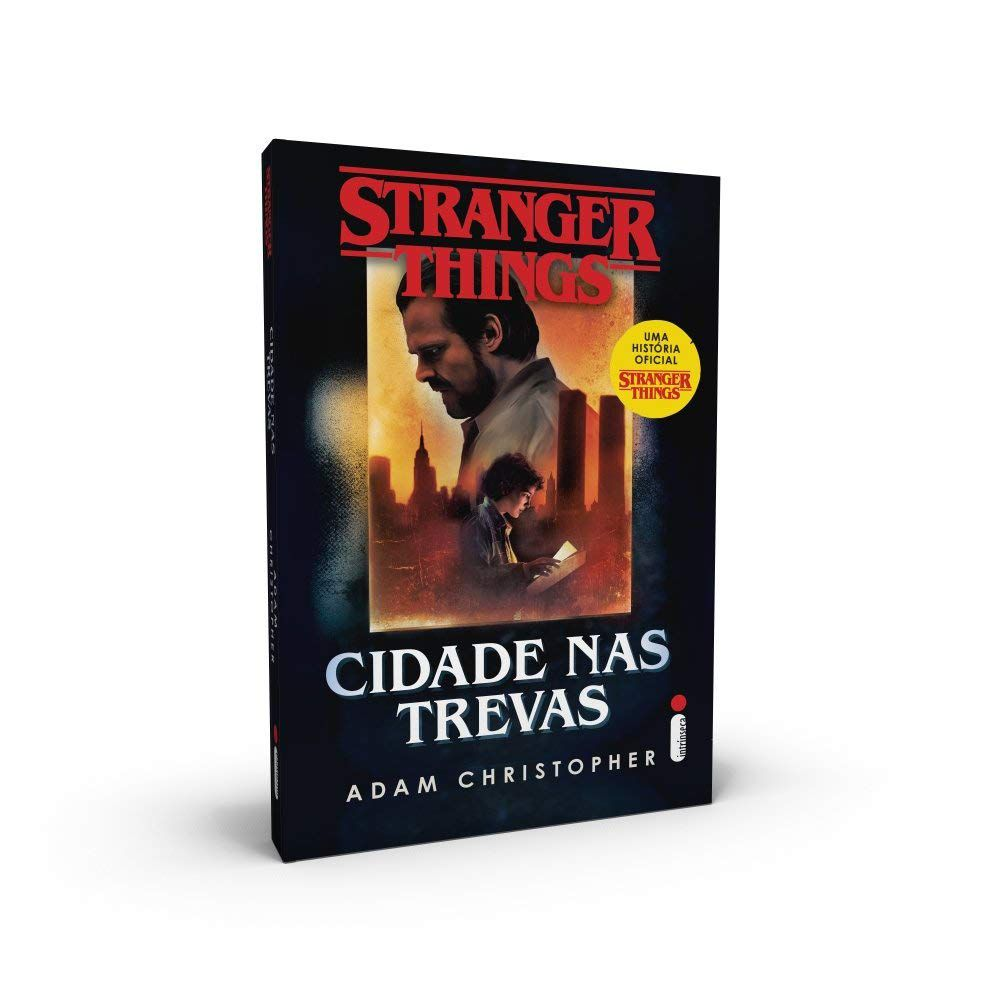 Stranger Things: Cidade Nas Trevas -série Stranger Things - Volume. 2