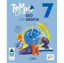 Tempo de Geografia - 7º Ano