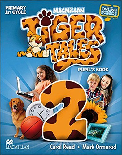 Tiger Tales Pupil´s Book 2