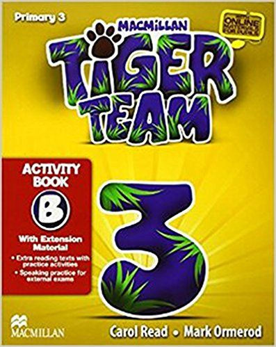 Tiger Team activity book 3