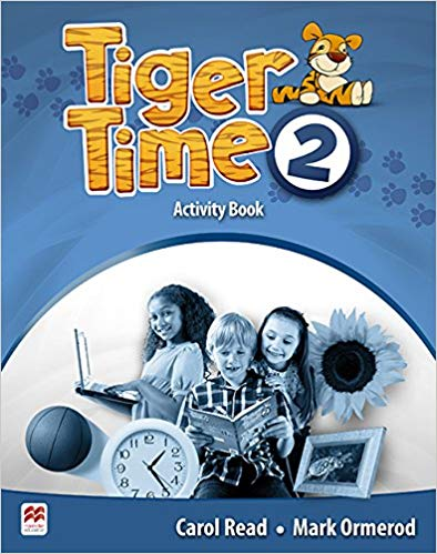 Tiger Time. Activity Book