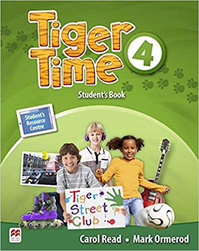 Tiger Time. Student'S Book (+ Ebook)