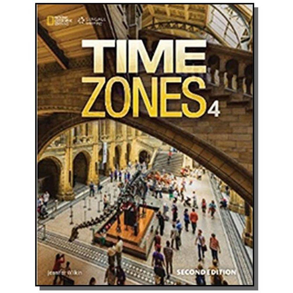 Time Zones 4 pack