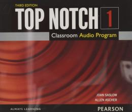 TOP NOTCH 1 CLASS CD - 3RD ED