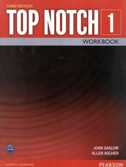 TOP NOTCH 1 WB - 3RD ED