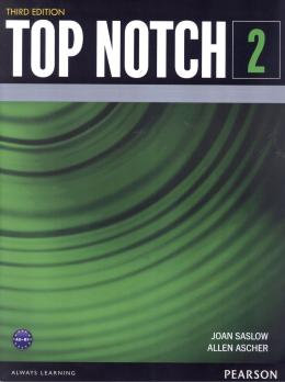 TOP NOTCH 2 SB - 3RD ED