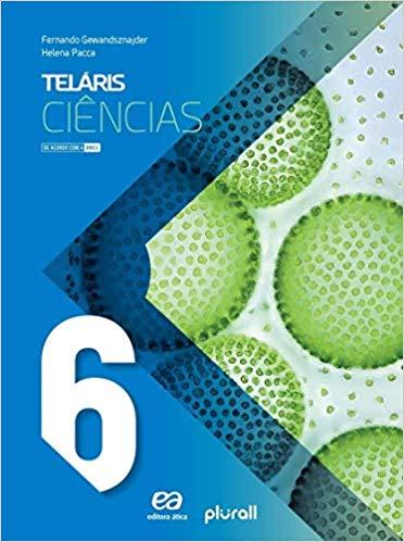 Ver esta imagem Teláris - Ciências - 6º ano