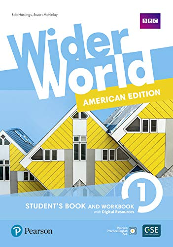 Wider World 1: American Edition - Student's Book and Workbook With Digital Resources + Online