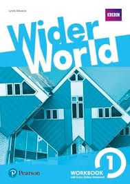 Wider World 1 Wb With Ol Hw Pack: Workbook With Extra Online Homework Pack