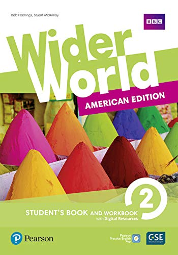 Wider World 2: American Edition - Student's Book and Workbook With Digital Resources