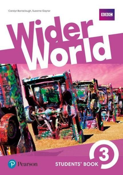 Wider World 3 Student Book