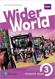 Wider world. students' book. Per le Scuole superiori. Con espansione online: Wider World 3 Students' Book
