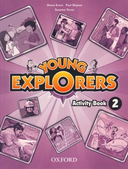 Young Explorers 2 - Activity Book