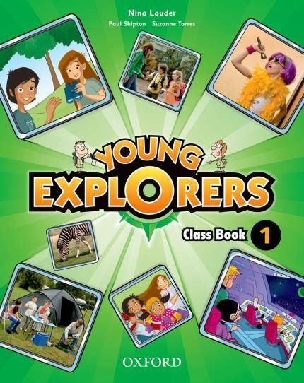 Young Explorers - Level 1 – Class Book