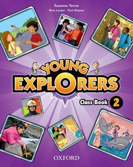 Young Explorers - Level 2 – Class Book