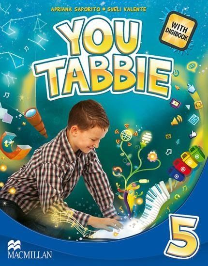 Youtabbie 5 -Student´S Book With Audio CD + E-Book & Digibook