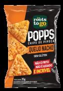 ROOTS POPS QUEIJO NACHO 35GR