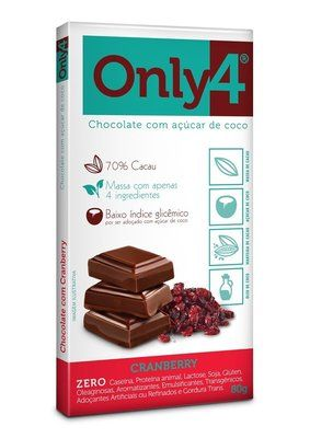 ONLY4 CRANBERRY 80G DP 06 UNID