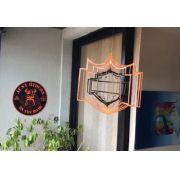 Móbile Harley-Davidson Bar and Shield