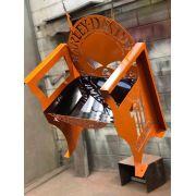 Poltrona SKULL Harley-Davidson 0,65 m LARANJA