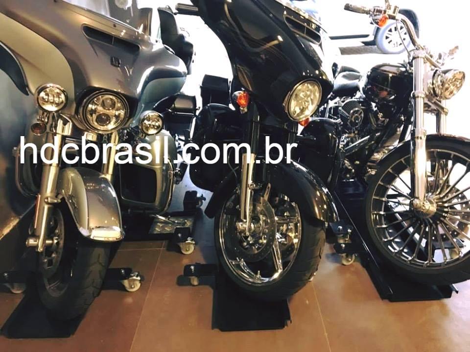 FULL Plataforma Para Movimentar Motos Grandes  - HDC Brasil