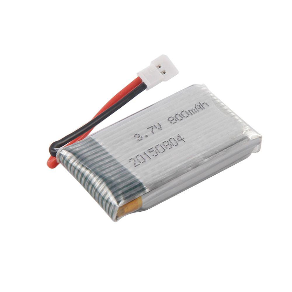 Bateria 3.7v 800mah Drone Syma X5 Candide  H18