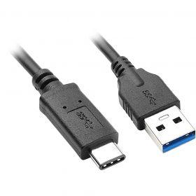 Cabo USB 3.0 - Tipo C Macho x USB 3.0 Macho - STORM