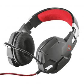 Headset Gamer - Trust Gxt 322 - Dynamic Black - PS4 / XBOX ONE / PC