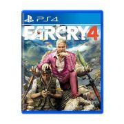 Jogo Far Cry 4 - PS4 - Seminovo