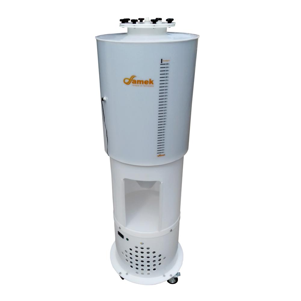 Fermentador Cônico Cerveja 30 Litros Refrigerado - Completo