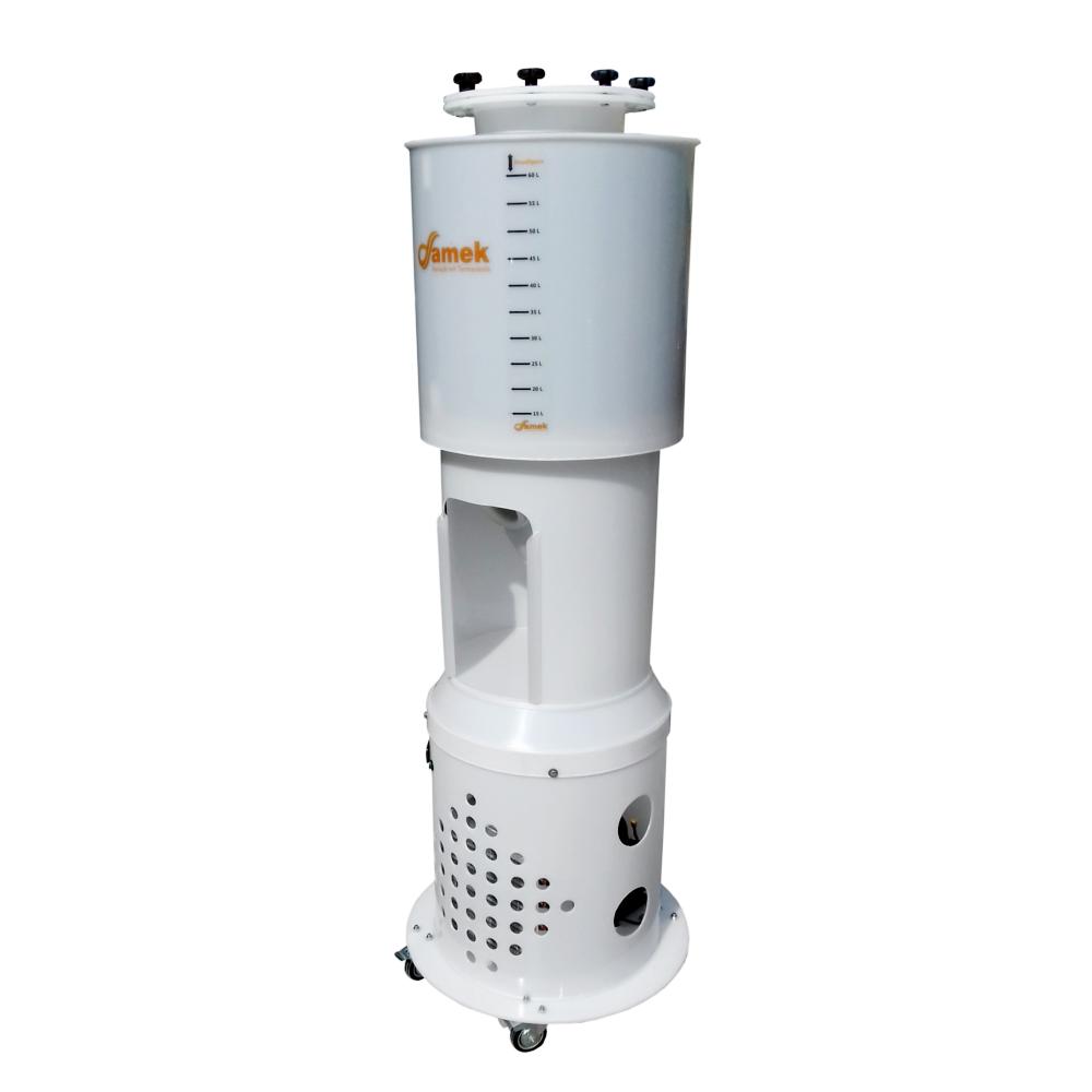 Fermentador Cônico Cerveja 60 Litros Refrigerado - Completo