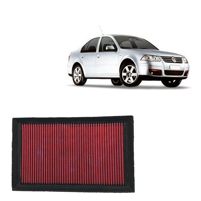 Filtro De Ar Alta Performance VW Bora 1.6 8v MI 2001>