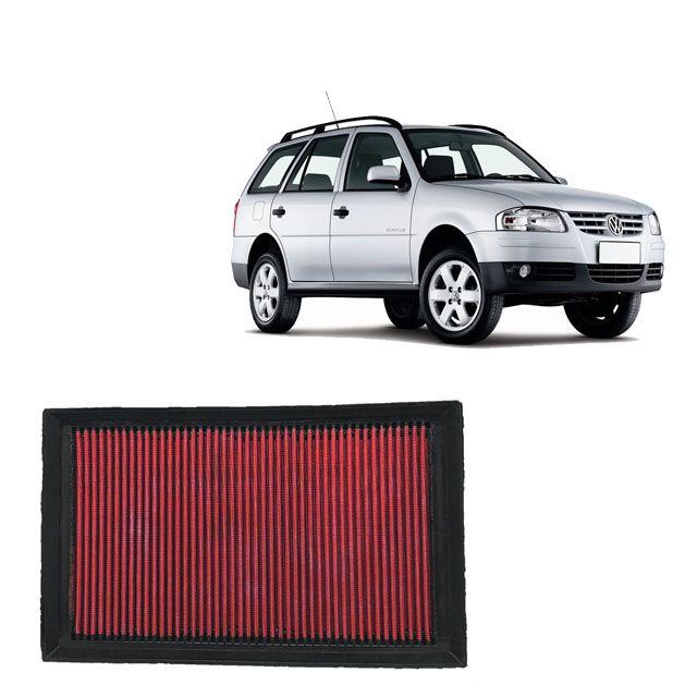 Filtro De Ar Alta Performance VW Parati 1.0 16V MI 2001>