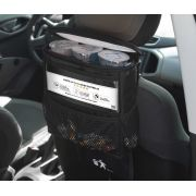 BAGLEV - Bolsa Térmica TOP p/ Banco Carro + 2 Gelo Gel