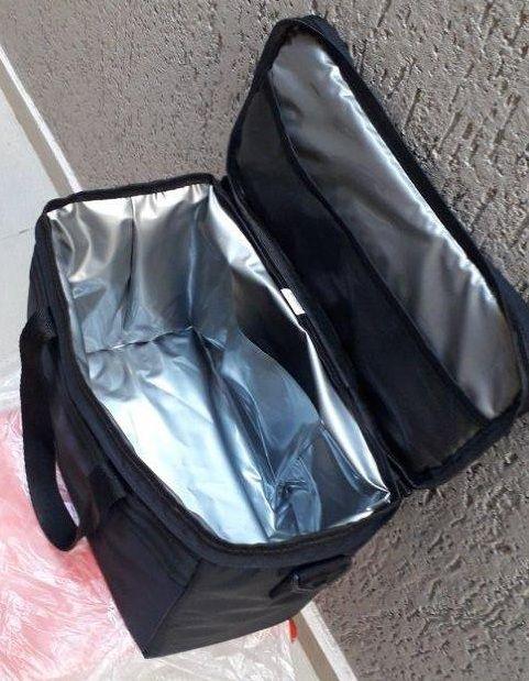 BAGLEV - 10 Bolsas Térmicas BOX (Nylon) - Gelado/Congelado