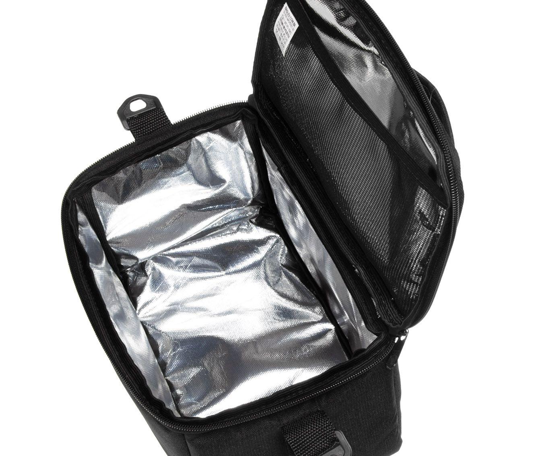 Bolsa Térmica Marmita, Forração aluminizada