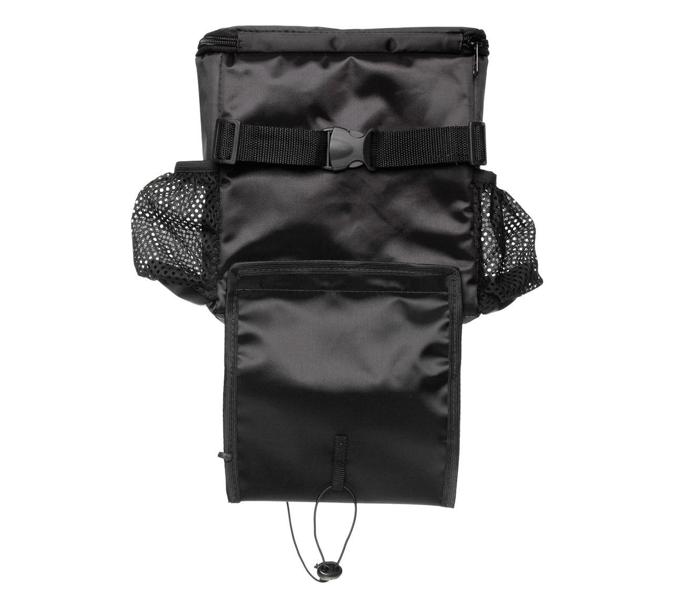 Bolsa térmica para carro com porta lenço + 1 gelo gel