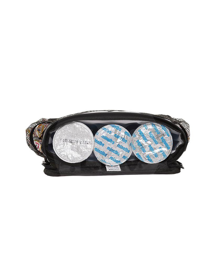 Bolsa térmica para carro - LOGO UBER + 1 gelo gel