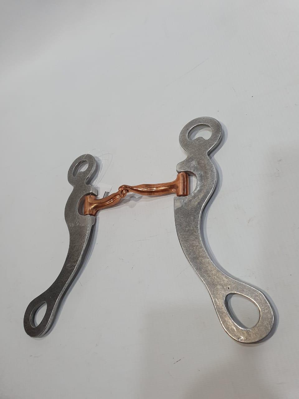 Freio Bridão em Alumínio e Cobre