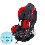 Cadeira para auto Transbaby 8065 Galzerano Grafite Vermelha