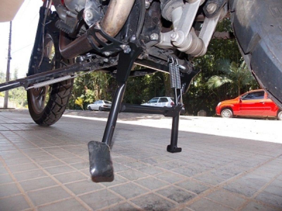 Cavalete Central BMW G 650 GS Descanso Apoio