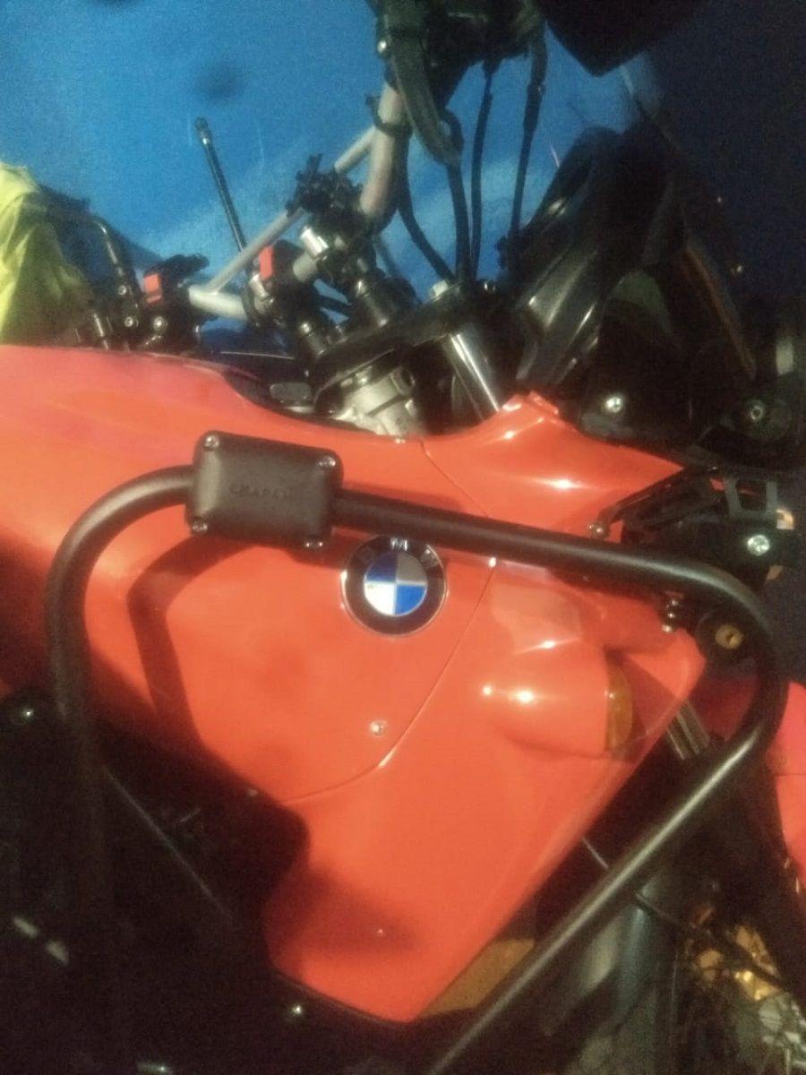 Proteção Plástica Para Protetor Motor E Carenagem Kit